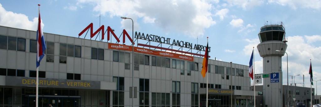 Taxi delft naar Maastricht Aachen Airport