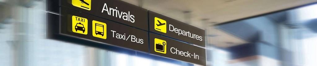 Taxi goedkoop naar luchthaven Rotterdam the Hague Airport