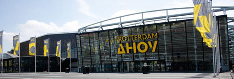 Taxi Delft naar Rotterdam Ahoy
