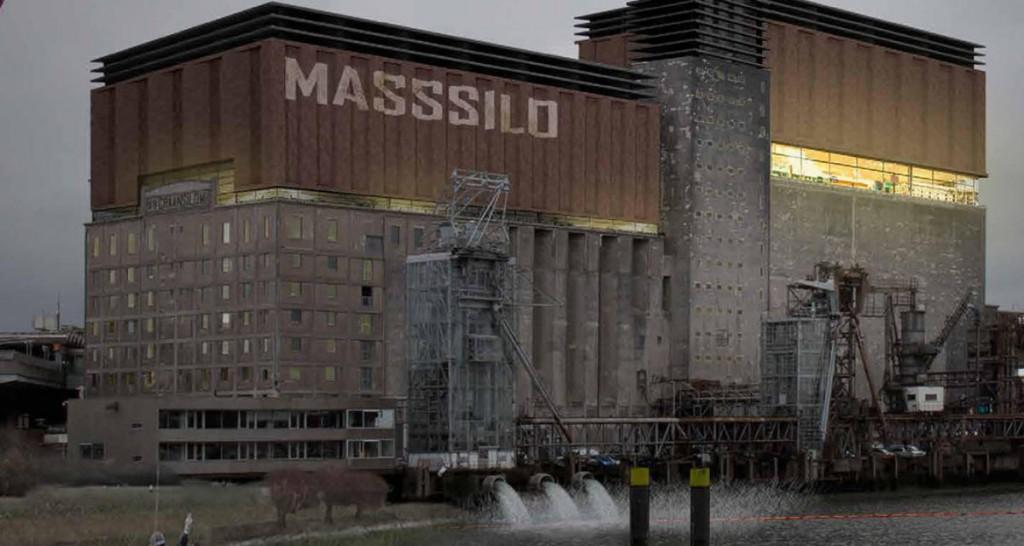 Taxi Delft naar Maassilo