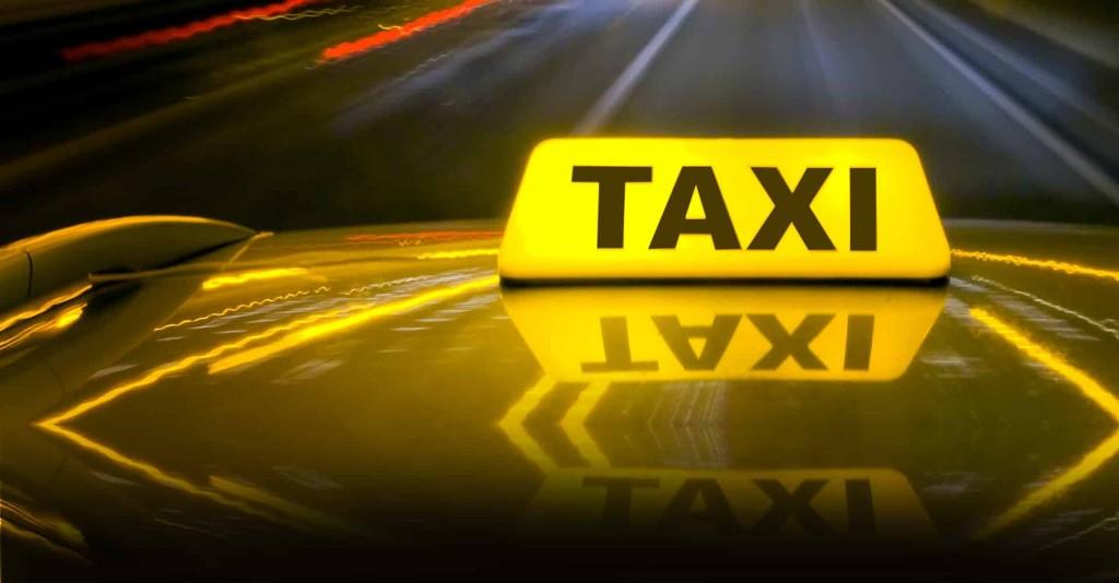 Taxi naar Scheveningen