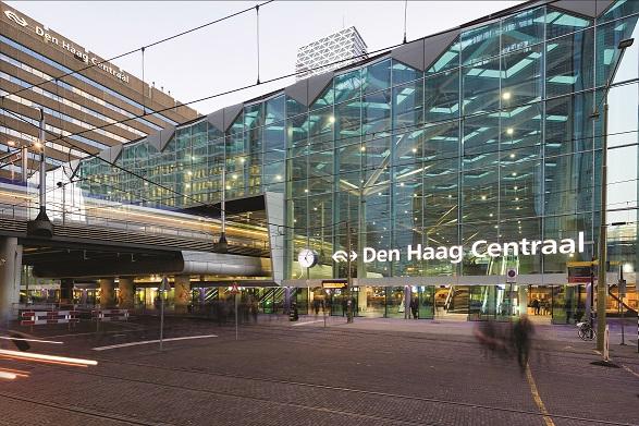 Taxi Delft naar station Den Haag Centraal