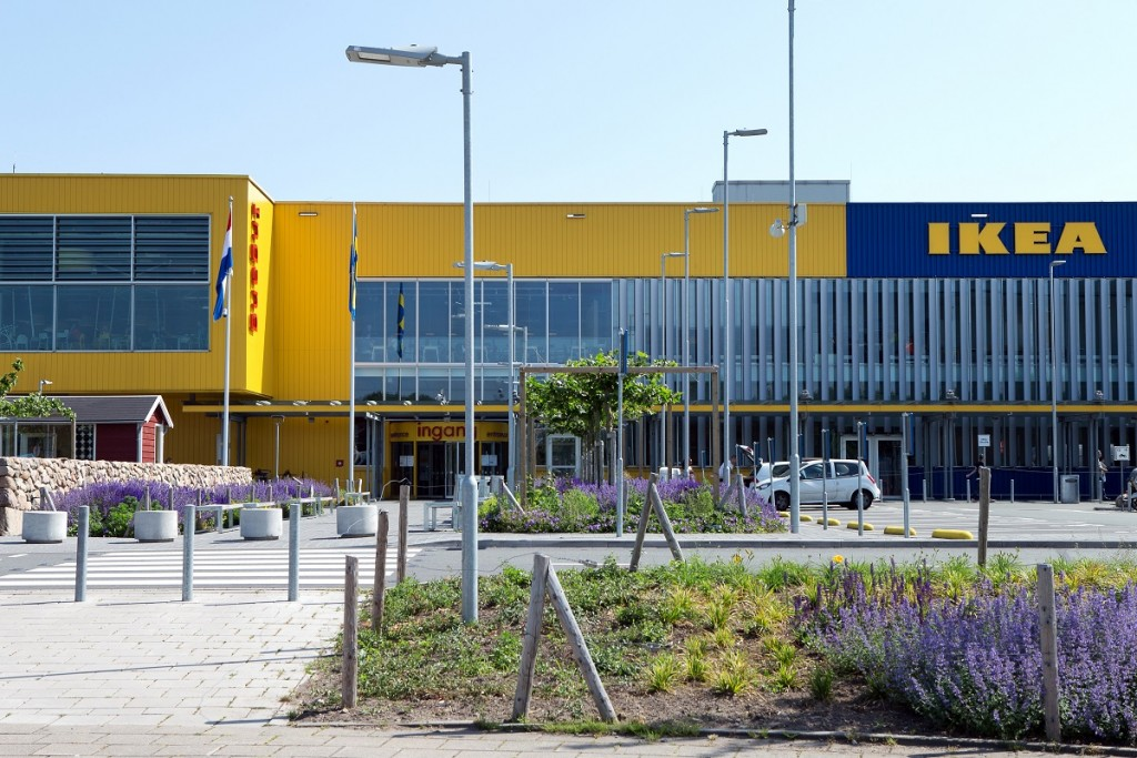 Ikea Taxi Delft