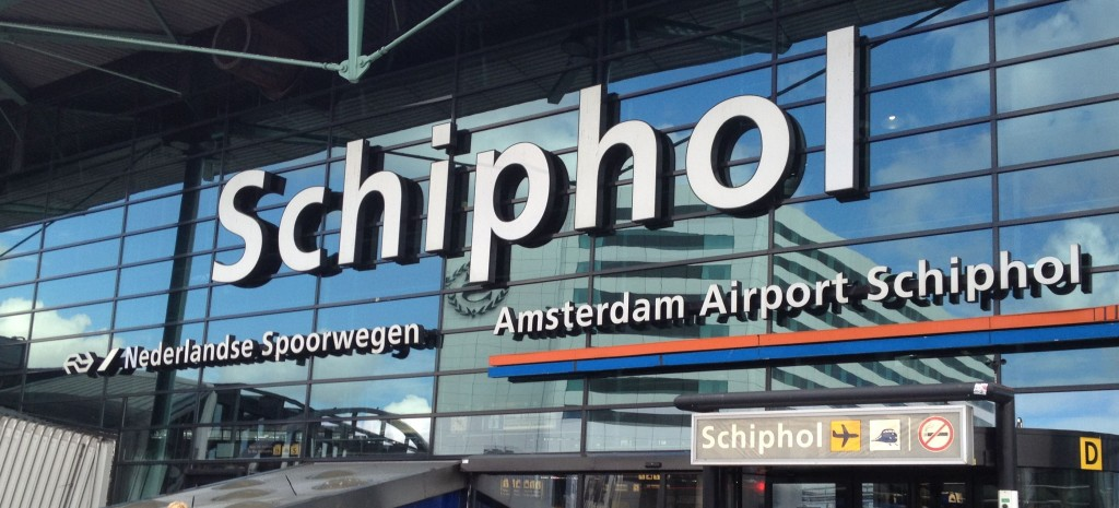 Taxi Ypenburg naar Schiphol